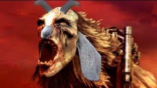 DmC: Hunter Goat Scream!?