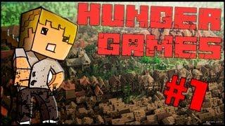 Minecraft: Голодные игры #1
