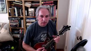Queen's (hornpipe) on mandolin