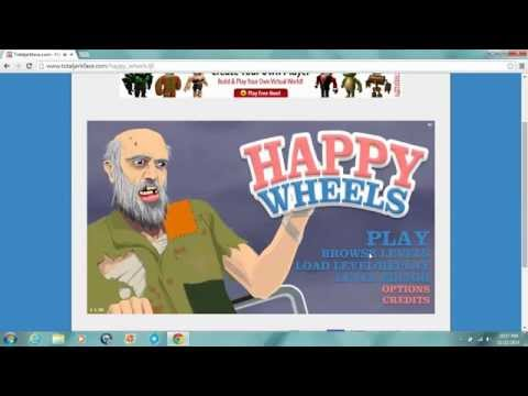 Happy Wheel #LAG