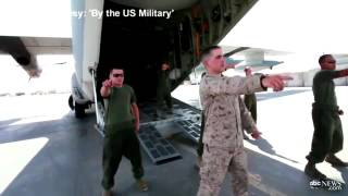 U.S. Marines Spoof 'Call Me Maybe' by Carly Rae Jepsen