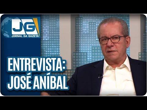 Maria Lydia entrevista José Aníbal (PSDB), pres. do Instituto Teotônio Vilela, sobre eleições