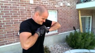 Guy Breaks iPhone 5 in half with bare hands