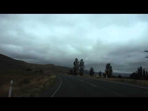 20150113 Route 8, Twizel→Omarama, New Zealand, Part 1