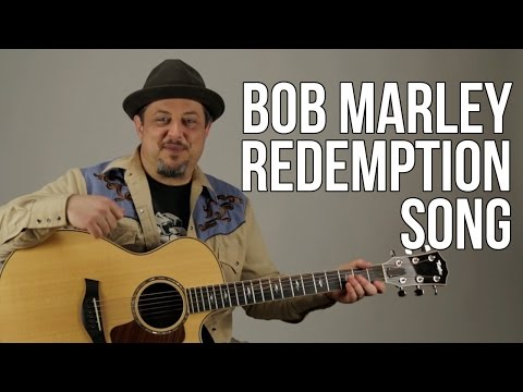 Redemption Song  Acoustic Guitar Lesson  Bob Marley  How to Play on Guitar