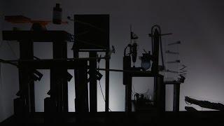 A 3D Printed Rube Goldberg Machine: Announcing Tough Resin