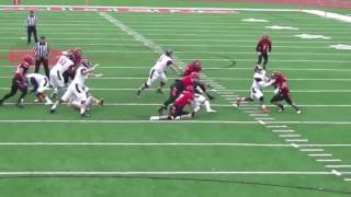 Northwestern College Red Raider Football