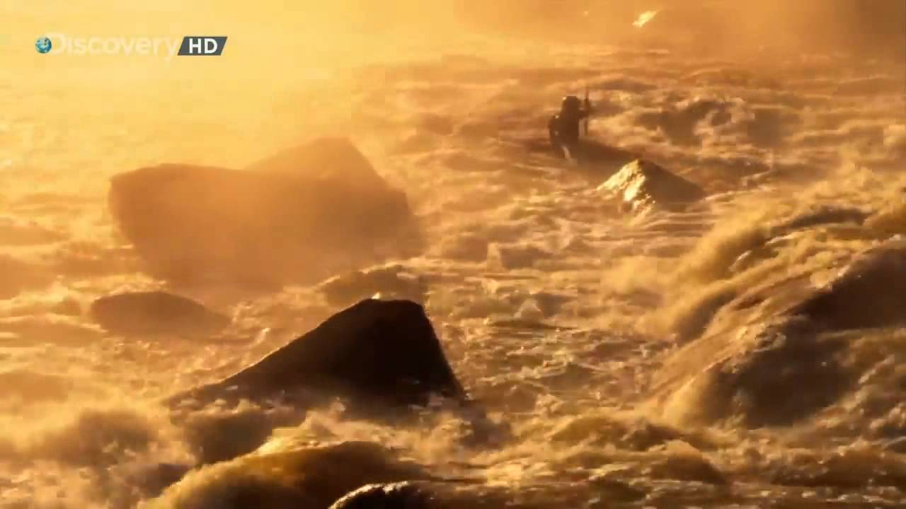Discovery Channel   Sunrise Earth  Cribworks Kayak   Discovery Science Documentary