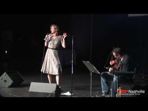 TEDxNashville - Minton Sparks - 3/21/10