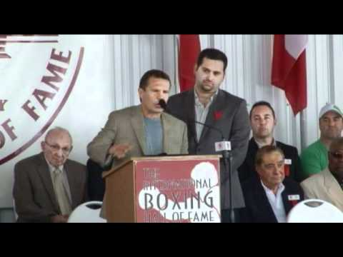 International Boxing Hall of Fame Induction Highlights
