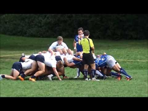 University at Buffalo mens rugby vs. Penn State 10 1 16