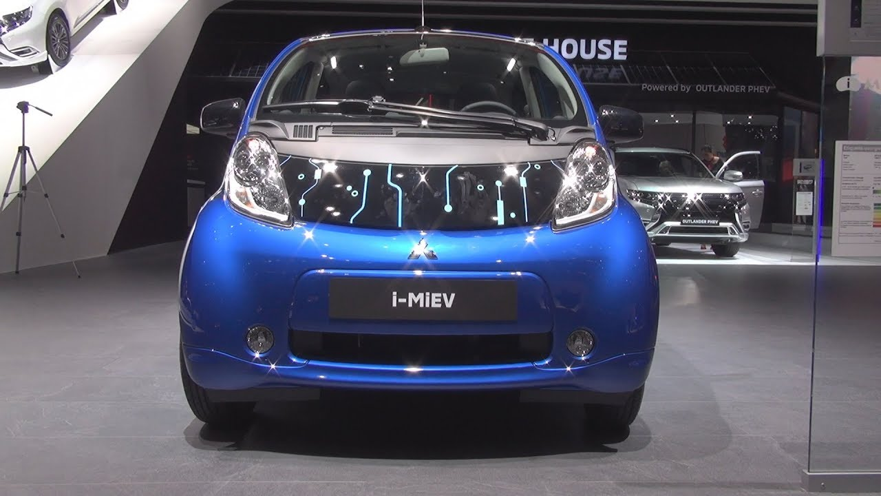 2020 Mitsubishi I-MIEV Ratings