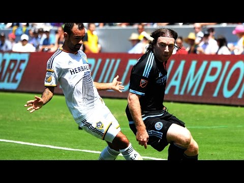 HIGHLIGHTS: LA Galaxy vs. New York City FC | August 23, 2015
