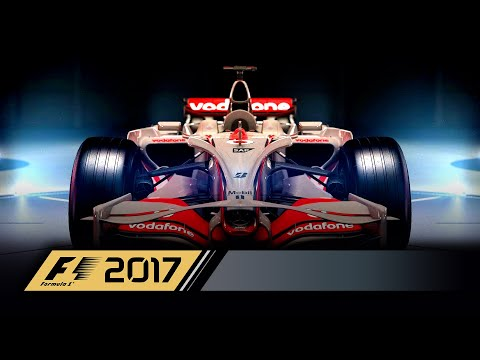 F1 2017 Classic Car Reveal - McLaren [UK]