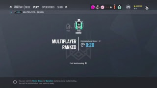 Rainbow six Siege Monthly Challenge July #2 PS4