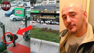 В Стамбуле в перестрелке погиб чеченец. В конфликте участвовал вор в законе Хусейн Слепой