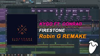 kygo ft conrad firestone original mix fl studio remake flp