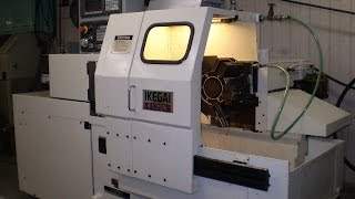 Video 1977 IKEGAI FX20N CNC Machine Controls Upgraded to GSK988T Running a Job download MP3, 3GP, MP4, WEBM, AVI, FLV Oktober 2018