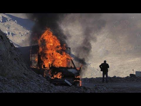 Нагорный Карабах: битва за Шуши