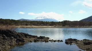 Drone Footage - Mount Fuji