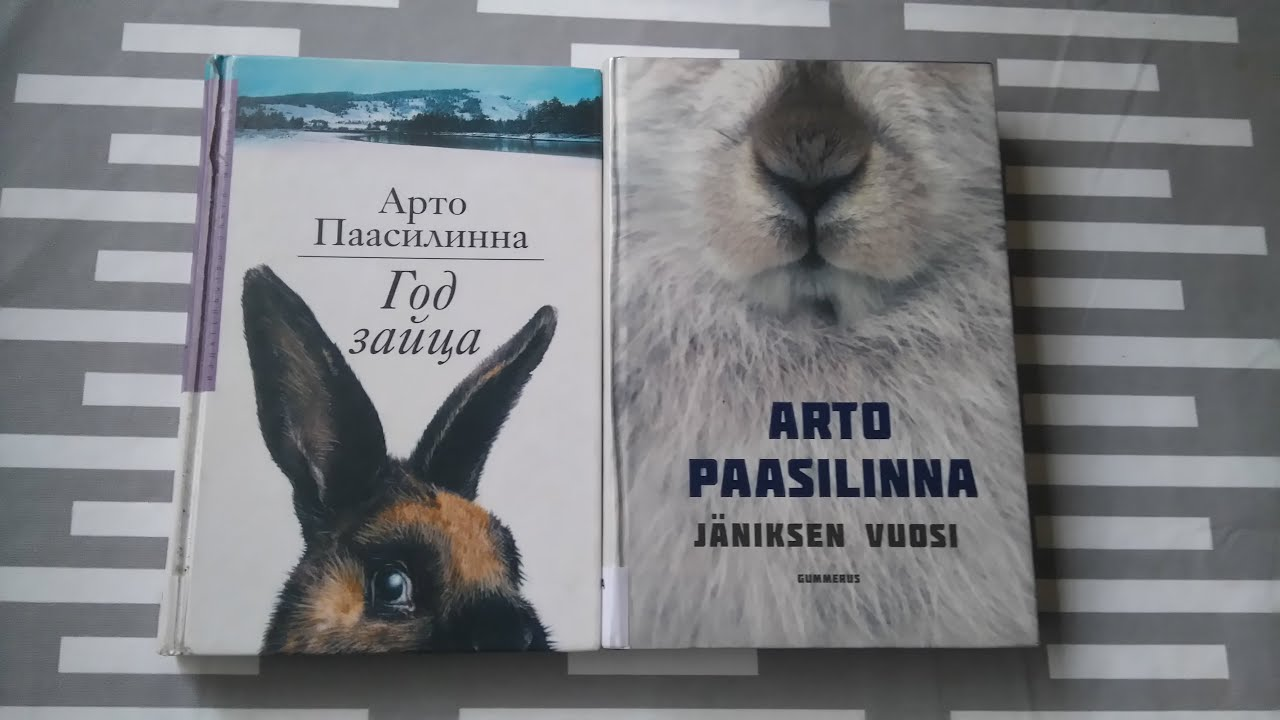 Год зайца арто паасилинна скачать fb2