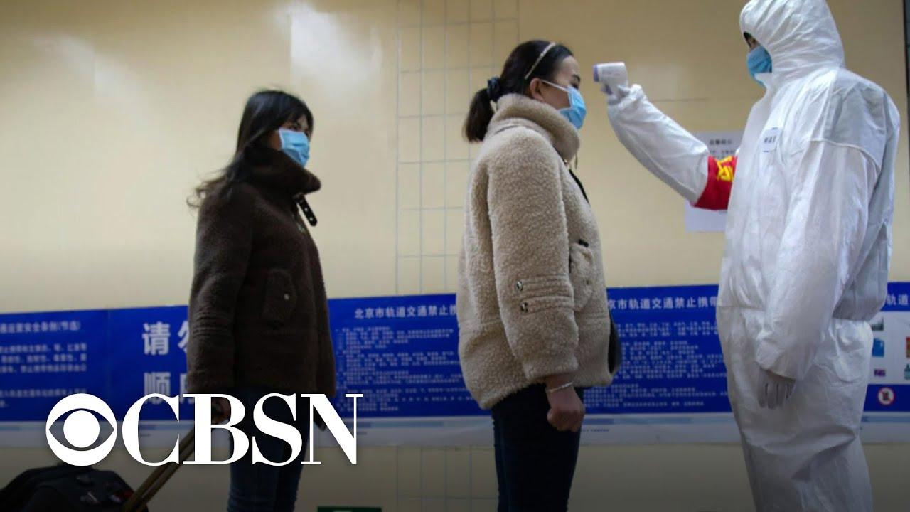 Coronavirus live updates: Americans are warned coronavirus ...
