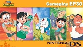 任天堂DS哆啦A夢 -「新·大雄的恐龍EP30完」 / ニンテンドーDS - ドラえもんのび太の恐竜2006~ GamePlay -30