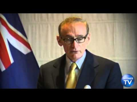 Australia Welcomes Chinese Investment