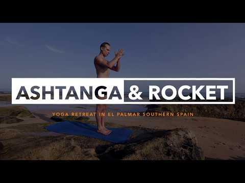 SOUTHERN SPAIN ASHTANGA AND ROCKET YOGA RETREAT