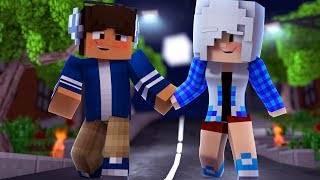 First Date | Glenwood Prep S1 [Ep.12] | Minecraft School Roleplay