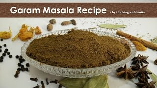 Gambar cover How to Make Garam Masala (Indian Spice Mix) Recipe in Hindi by Cooking with Smita । गरम मसाला