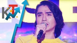 TNT All Star Grand Resbak Round 2 Jex De Castro sings 'Run To You'