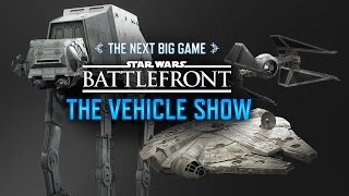 Star Wars Battlefront: The Vehicle Show