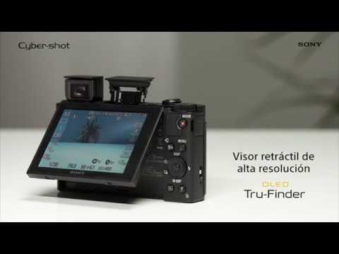 Sony Cyber-Shot DSC-HX90 - Cámara compacta de 18.2 Mp (pantalla de 3