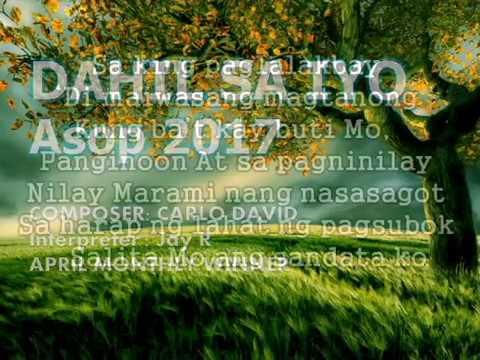 ASOP 2017 Dahil Sa Iyo VideoLyrics