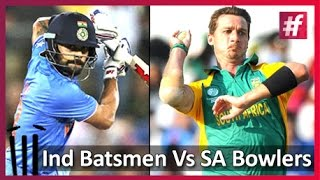 #fame cricket -​​ Indian Batsmen Vs South African Bowlers : Harsha Bhogle