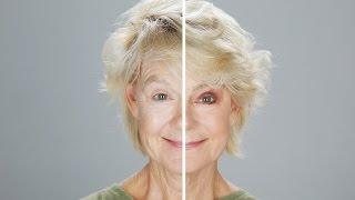 Grandmas Get Contour Makeovers