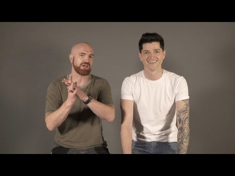 The Script - Sunsets & Full Moons (Official Behind the Album)