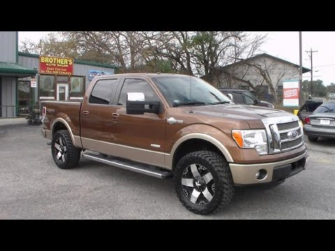 2011 ford f150 king ranch ecoboost review youtube. Black Bedroom Furniture Sets. Home Design Ideas