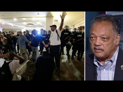 Rev. Jesse Jackson: There is a cover-up in Charlotte