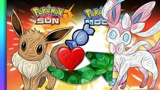 HOW TO GET Sylveon COMPLETE GUIDE in Pokemon Sun and Moon