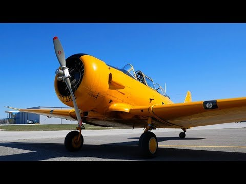 "Most Difficult Plane to Fly? T6 ""Pilot Maker"" SOLO prep!"