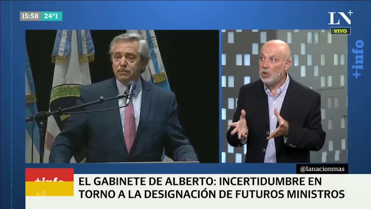Incertidumbre por el futuro gabinete: el Ministro de economía y la posibilidad de un tapado