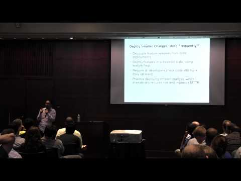 Gene Kim: Why We Need DevOps Now at DC Continuous Integration, Delivery & Deployment User Group