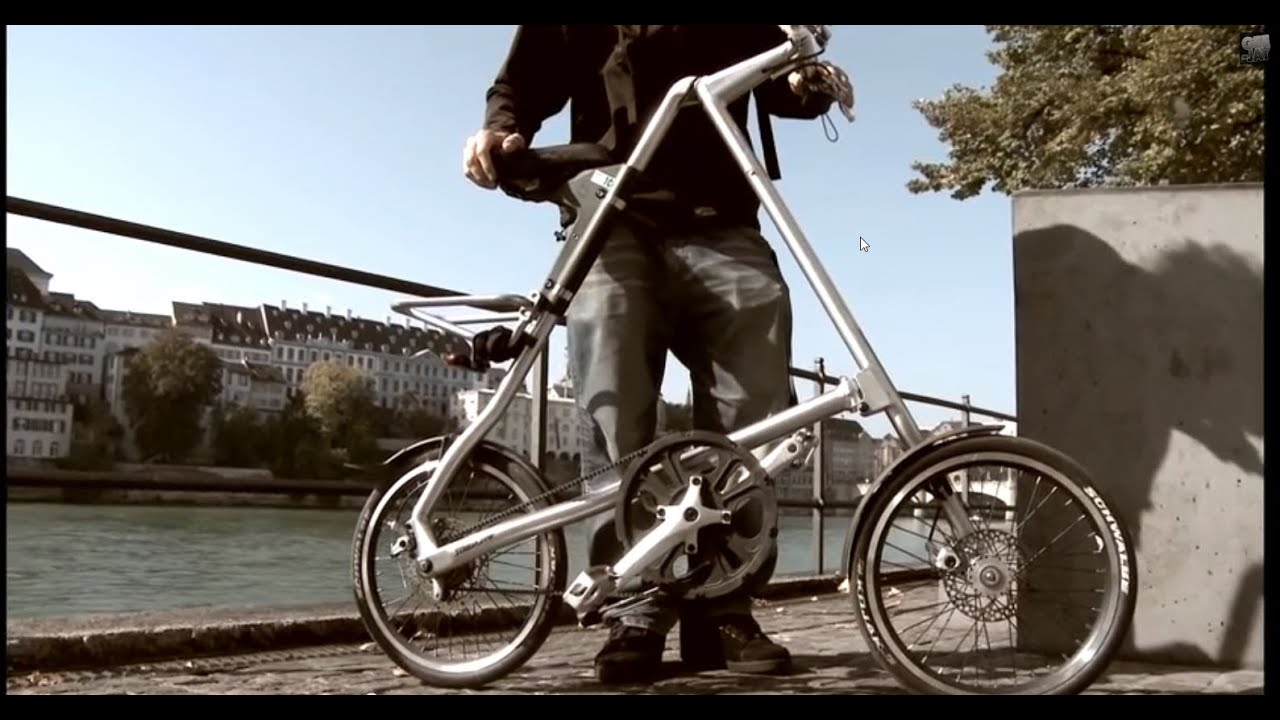 Strida Sx Folding Bike Review By Gee Jay Gj74 On Twitter Youtube