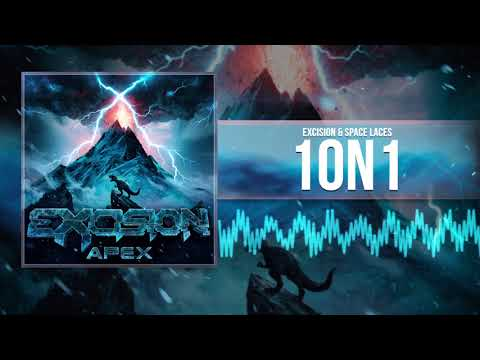 Excision & Space Laces - 1 On 1 (Official Audio)