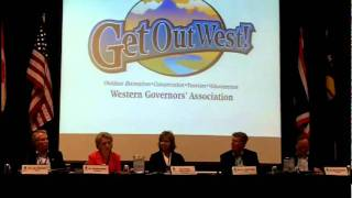 6-30-11, Gregoire kicks off Get Out West! initiative.MOV