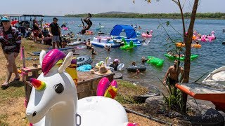 "Kununurra ""The Big Float"" World Record Attempt"