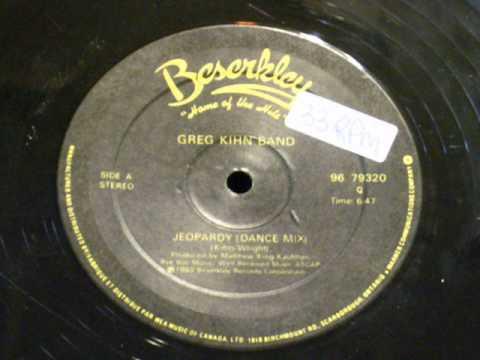 Jeopardy - Greg Kihn Band (dance mix)