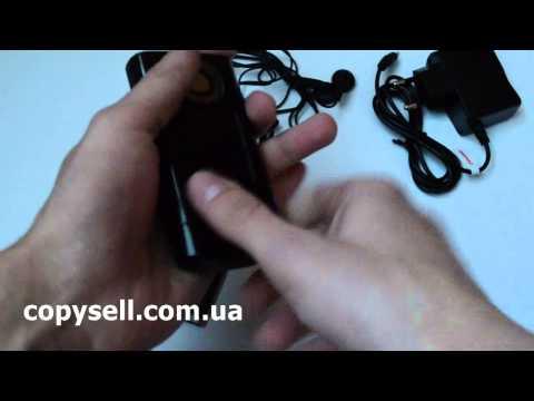 Слайдер samsung i8510 Duos видео-обзор